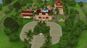 курорты симс 3 райские острова